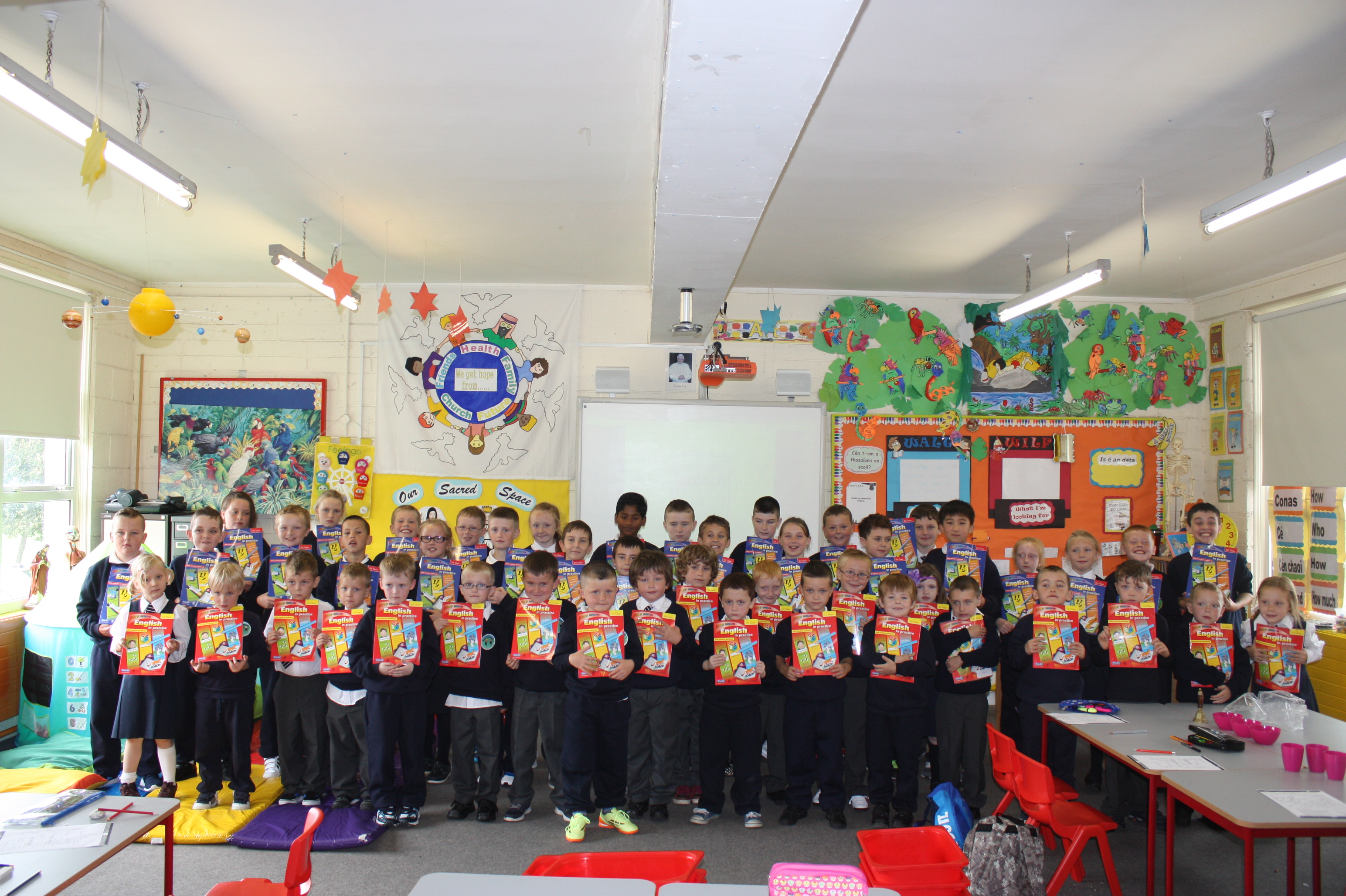 1st and 5th class with NW English books - Prim-Ed Publishing Blog