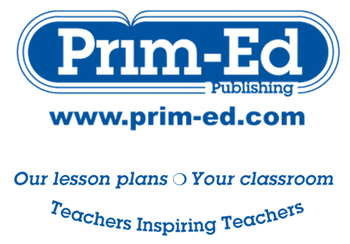 Prim-Ed Publishing Blog